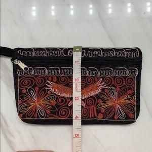 Bags - Inca Design Zip Pouch